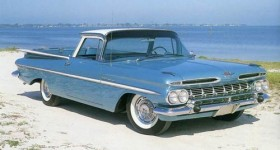 El Camino Timeline – Changes From 1959-1987