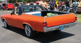 El Caminos at the Shows